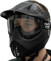 New - JT ELITE RADAR PAINTBALL FACE PROTECTION GOGGLE SYSTEM