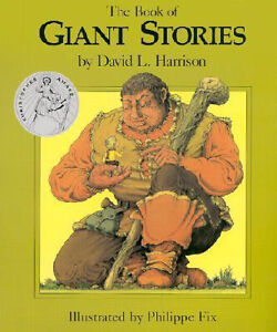 """NEW book: """"Giant Stories"""""""