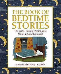 The Book of Bedtime Stories: Ten Prize-winning Stories from Mumsnet and Gransnet