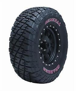 General Grabber: Tires | eBay