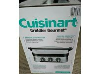 Cuisinart grill and panini press attachments