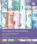 Horngren's Accounting, The Managerial Chapters 9781292119410