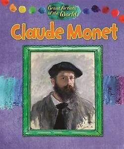 Claude Monet by Alix Wood (Hardback, 2015)