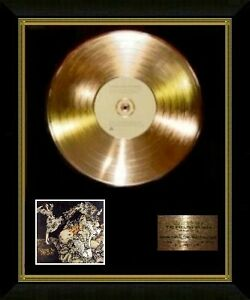 Kate-Bush-Ltd-Edition-CD-Gold-Disc-Record-Never-For-Ever