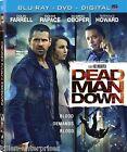 Dead Man Down (Blu-ray/DVD, 2013, 2-Disc Set, Includes Digital Copy; UltraViolet)