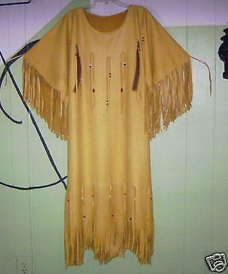 Buckskin Dress Ebay