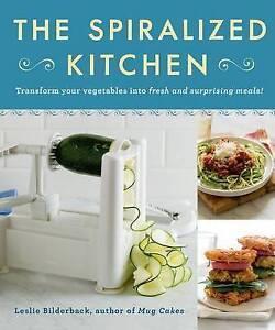Spiralized Kitchen, The, Bilderbeck, Leslie, Good, Paperback