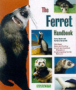 The Ferret Handbook by Gerry Buscis, Barbara Somerville (Paperback, 2001)