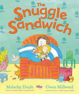 The Snuggle Sandwich,Doyle, Malachy,New Book mon0000067840