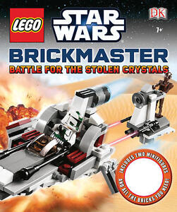 Lego Brickmaster Star Wars Battle For The Stolen Crystals-NEW London Ontario image 1