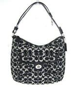 Coach Penelope Signature Sateen Convertible Shoulder Bag
