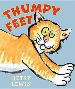 USED (VG) Thumpy Feet by Betsy Lewin