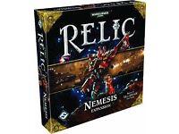 Warhammer 40,000, Relic - Nemesis Expansion