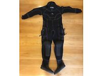 Waterproof Dry Suite for Women size Small