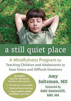 A still quiet place a mindfulness program for teaching children and