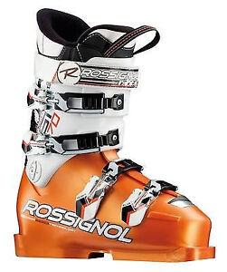 2013 Rossignol Radical Worldcup 70 Junior Race Boots Size 22.5