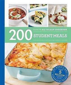 New-200-Student-Meals-Hamlyn-All-Colour-Cookbook-Hamlyn-All-Colour-Cookery