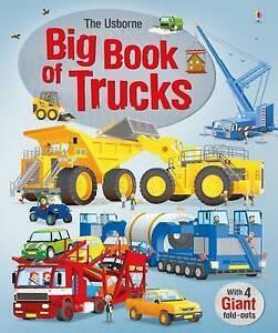 Big Book of Trucks by Megan Cullis (Hardback, 2016)