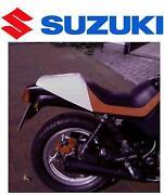 Suzuki Katana Verkleidung