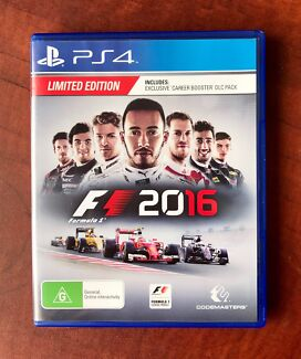 Ps4. F1 2016 Excellent Condition $35 or Swap/Trade