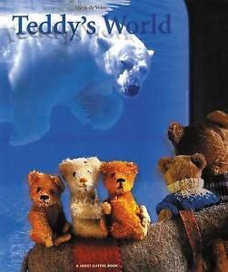 Teddy's World by Joost Elffers, Mirja de Vries (Hardback, 2002)