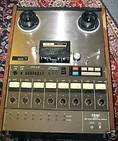 Wanted 8 Track 1/2 Tape Machine To Transfer Tapes to Digital