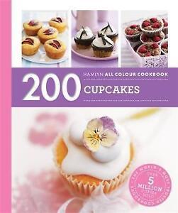 200 Cupcakes: Hamlyn All Colour Cookbook (Hamlyn All Colour Cookery), New Books