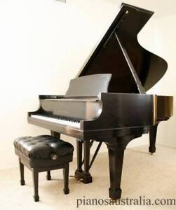 NY Steinway C Grand. Factory restored and in great performance C Brisbane City Brisbane North West Preview