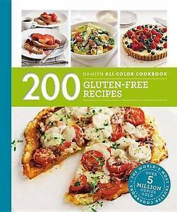 200 Gluten-Free Recipes by Blair, Louise -Paperback