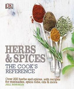 Herb and Spices The Cook`s Refer  BOOK NEW