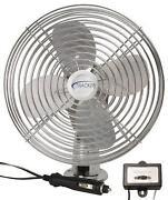 12 Volt Metal Fan