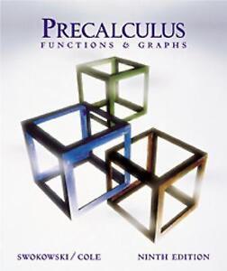 Blitzer precalculus 4th Edition Online pdf