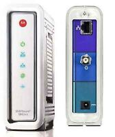 Motorola -SURFboard DOCSIS 3.0 High-Speed Cable Modem SB6141 $80
