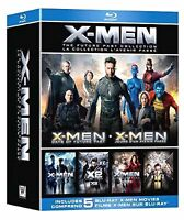 New-X-Men: The Future Past Collection Blu-ray