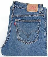 2 pairs of Mens 550 Levi Jeans