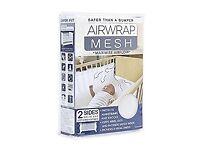 Airwrap mesh 2 sides cot bumpers