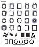Cricut Cartridge Fancy Frames