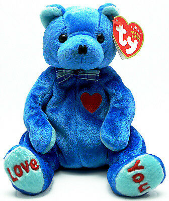 10d2e4ec899 Dad-e the Father Bear Ty Beanie Baby stuffed animal - Ty Store ...