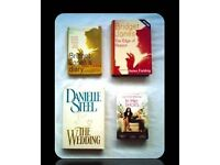 WOMENS FICTION - PAPERBACK/HARDCOVER - (4) - FOR SALE