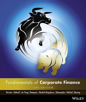 Fundamentals of corporate finance 2nd edition textbook textbooks fundamental of corporate finance 2nd textbooksolution fandeluxe Images