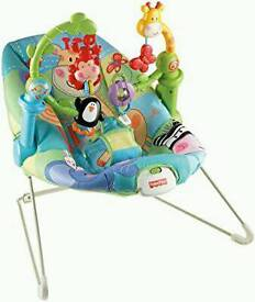 Fisher Price Discover and Grow Activity Bouncer