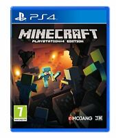 Minecraft for PS4 for $12 OBO