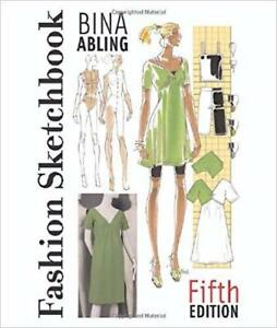Fashion Sketchbook 5th Edition