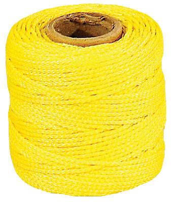 Braided Nylon Chalk Line (Wellington 13351 Braided Nylon Chalk & Mason Line, #1 x 250', Gold )