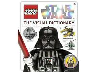 Lego Star Wars The Visual Dictionary Book