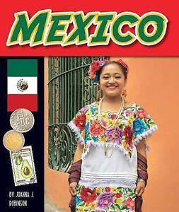 Mexico (One World, Many Countries), Robinson, Joanna J, New Book
