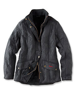Barbour Calvary Polarquilt Jacket Size 8 (Canada)