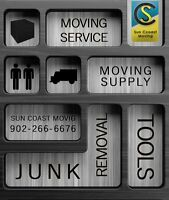 SUNCOAST MOVING JUNE JULY MOVES CALL/txt 580-6683