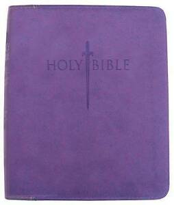 Sword Study Bible-KJV-Large Print by Whitaker House (Leather / fine binding,...