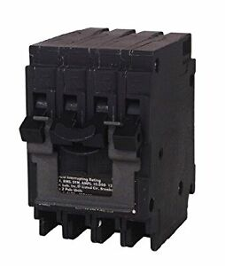 Siemens 40amp and Dual 15amp Combination Breaker
